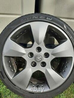 Vauxhall Astra G Mk4 SE2 Bertone Coupe Set 17 Alloys Gunmetal Turbo GSi Sri