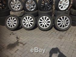 Vauxhall Astra G Mk4 Sxi 4 Stud 16 Alloy Wheels + 205/55/16 Tyres 1998-2005
