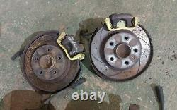 Vauxhall Astra G Mk4 Turbo 5-Stud Hubs With GSi calipers Z20let Sri Coupe