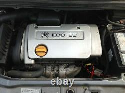 Vauxhall Astra G Mk4 / Zafira A 1.6 Complete Engine Z16xe
