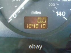Vauxhall Astra G Mk4 Zafira A 2.0 16v Dti Y20dth Engine Diesel + Pump 2002-2005