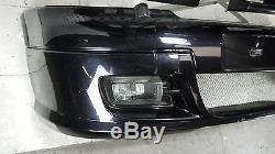 Vauxhall Astra G Sri Front & Rear Bumper Black Saphire 2hu (98-05) Breaking