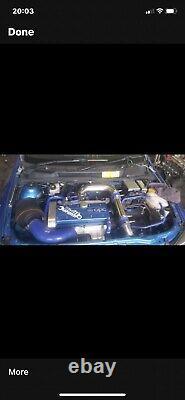 Vauxhall Astra Gsi Mk4 Engine Bay Chrome Bling Polished Zafira Gsi Vxr