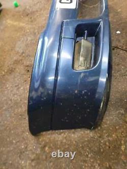 Vauxhall Astra Gsi Style Prodrive Mesh Front Bumper Blue Mk4 Hatch + 3 Door