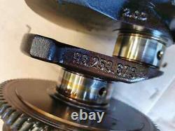 Vauxhall Astra Gsi Turbo Engine Crankshaft Z20let Mk4 G
