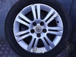 Vauxhall Astra H (2004-2010) 16 4x Alloy Wheels + Tyres 205/55 R16 ref. XX30