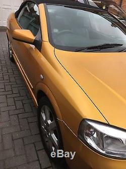 Vauxhall Astra Irmscher Convertible Mk4 G