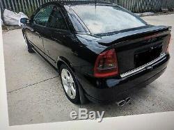 Vauxhall Astra MK4/G Coupe/Convertible Rear Steinmetz Bumper