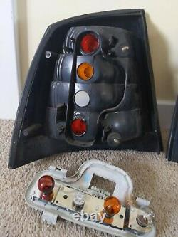 Vauxhall Astra MK4 G genuine Irmscher rear light cluster GSI SRI Turbo Z20LET
