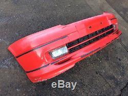 Vauxhall Astra MK4 SRI Irmscher Bodykit Front Rear Bumper Sideskirts (2001) Red