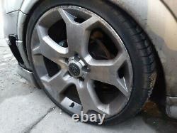 Vauxhall Astra MK5 H VXR 19 inch snowflakes alloys wheels Vectra GSI SRI MK4