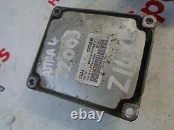 Vauxhall Astra Mk4 1.4 16v Z14xe Ecu Kit Dsaz 12223610 // 2001 2004 Manual