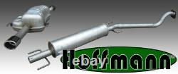 Vauxhall Astra Mk4 1.6 1.8 2.2 Coupe (00-04) Exhaust System