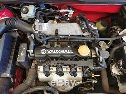Vauxhall Astra Mk4 1.6 8v Engine Z1. 6se
