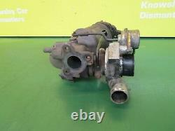 Vauxhall Astra Mk4 1.7 Diesel (98-06) Turbo Turbocharger
