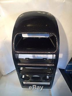 Vauxhall Astra Mk4 Carbon Dipped Console / Speedo / Mirror Trims Gsi Sri Van