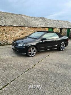 Vauxhall Astra Mk4 Convertible