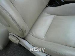 Vauxhall Astra Mk4 Convertible Full Leather Interior Seats + Door Cards 98-2004