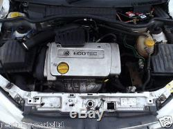 Vauxhall Astra Mk4 / Corsa C 1.4l 00-04 Complete Engine Z14xe 68k Tested