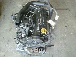 Vauxhall Astra Mk4 Corsa C + Combo Van 1.7 Dti Diesel Y17dt Engine & Turbo 105k