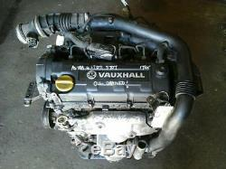 Vauxhall Astra Mk4 Corsa C + Combo Van 1.7 Dti Diesel Y17dt Engine & Turbo 178k