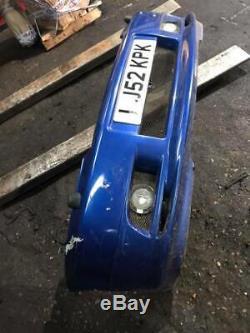 Vauxhall Astra Mk4 Irmscher Airdam Front Bumper 2003