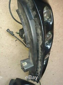 Vauxhall Astra Mk4 Quad Headlamps Morette style Gsi Vxr Rare