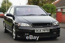 Vauxhall Astra Mk4 Z20LEH vxr conversion