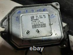 Vauxhall Astra Mk4 Zafira 1.8 16v Ecu Kit Set 55351751 5wk91726 Free Post