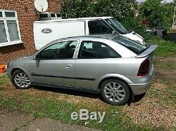 Vauxhall Astra SXI 1.6 16v mk4/G only 54000 miles