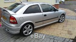 Vauxhall Astra Sri turbo mk4 low miles not gsi vxr