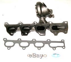Vauxhall Astra VXR Zafira GSi 2.0T 240HP 5304 988 0049 Turbo Manifold and Gasket