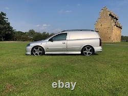 Vauxhall Astra Van G MK4 1.7dti 16v Sportive Irmscher 2001 (Y)