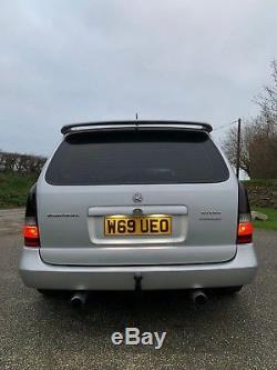 Vauxhall Astra Van mk4 Saab B204 Converstion 260bhp Modified Track VXR GSI