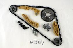 Vauxhall Astra Vectra Vx220 Zafira 2.2 Z22se Timing Chain Kit+ Balance Chain Kit
