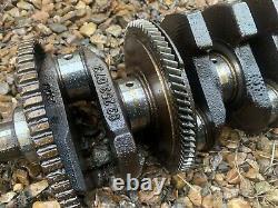 Vauxhall Astra Vxr Gsi Turbo Engine Crankshaft Z20 Leh Let Lel Ler Mk4 Mk5 G H