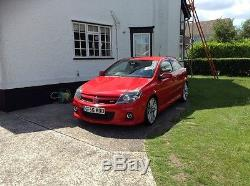 Vauxhall Astra Vxr high factory spec not Gsi Sri mk4