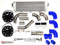 Vauxhall Astra Zafira MK4 G GSi SRi Coupe Turbo Z20LET Intercooler Kit Black