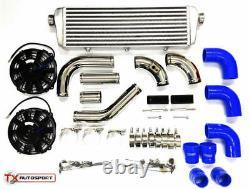 Vauxhall Astra Zafira MK4 G GSi SRi Coupe Turbo Z20LET Intercooler Kit Blue