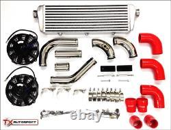 Vauxhall Astra Zafira MK4 G GSi SRi Coupe Turbo Z20LET Intercooler Kit Red