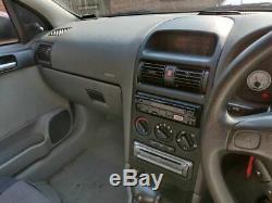Vauxhall Astra estate MK4 automatic LPG/PETROL Clifford alarm remotestart