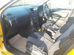 Vauxhall Astra g mk4 van