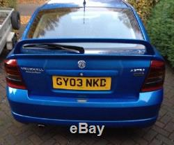 Vauxhall Astra gsi mk4 turbo