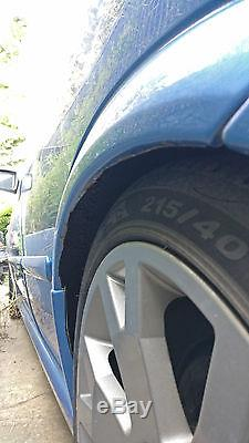 Vauxhall Astra mk4 GSI Arden Blue 300bhp