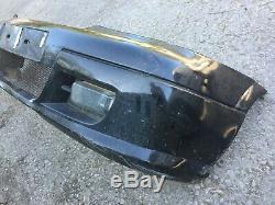 Vauxhall Astra mk4 PRODRIVE front bumper complete Black GENUINE SRi Turbo