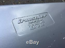 Vauxhall Astra mk4 Van / Estate IRMSCHER rear spoiler z20let Z20leh
