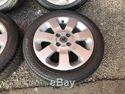 Vauxhall Corsa C SXI 15 Alloy Wheels 1.0 1.2 1.4 1.6 1.7 Astra Mk4 Combo Van