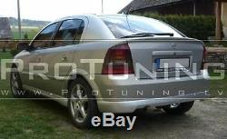 Vauxhall OPEL ASTRA G MK4 98-04 Rear Bumper OPC look Hatchback Back Bodykit HB