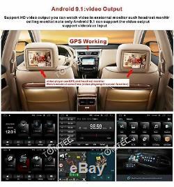 Vauxhall Opel Astra Corsa Vectra Car Stereo DVD Player GPS Sat Nav WIFI BT Black