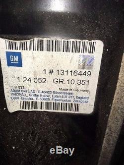 Vauxhall Opel Astra G MK4 98-04 LH Door 3 Door 13116449 / 124052